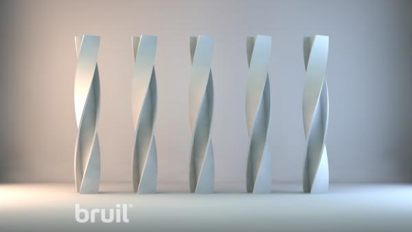 Slimme toepassing 3D printen voor betonconstructies