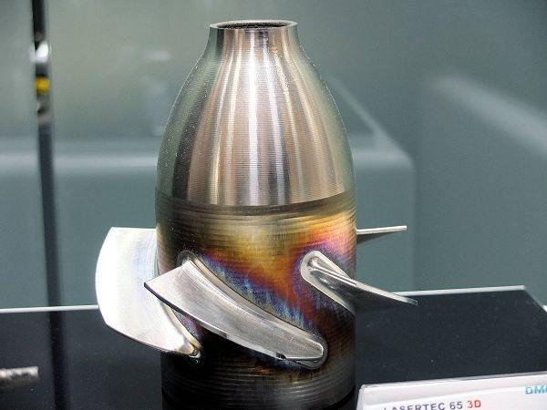 Diodelaser maakt hybridemachine van DMG Mori mogelijk