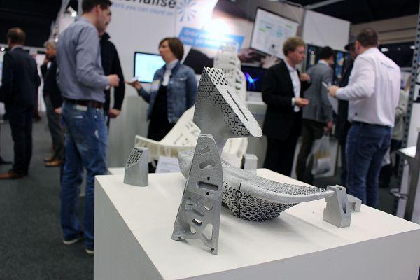 Materialise wil positie in metaalprinten uitbouwen