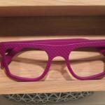 3d geprinte bril