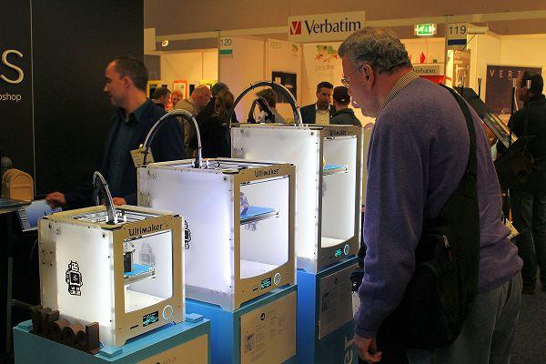 Dalende prijzen en méér spelers zetten 3D printmarkt in beweging