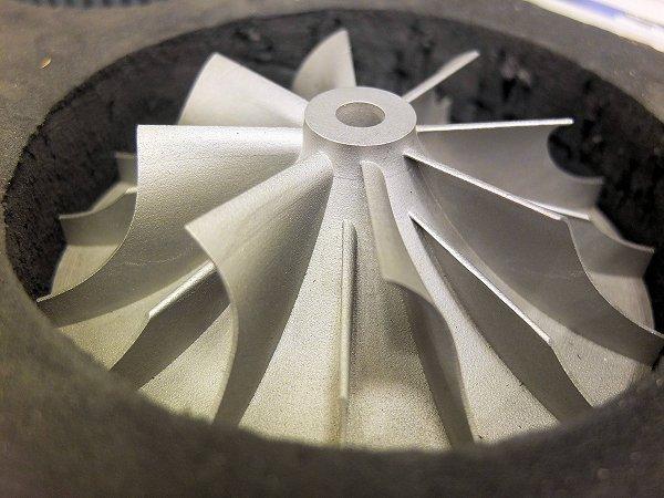 Chinese resultaten 3D metaalprinten veelbelovend