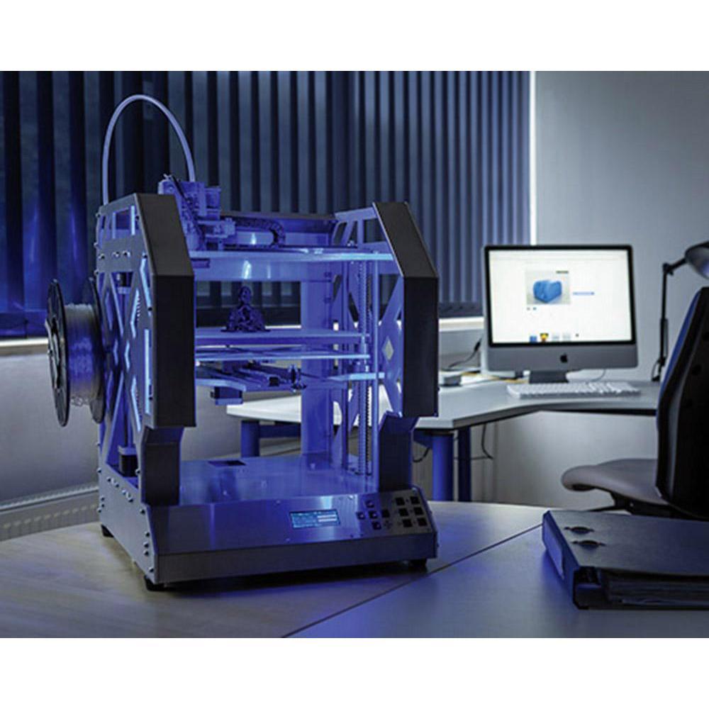 Conrad: Renkforce RF1000 combi van 3D printer met freesmachine