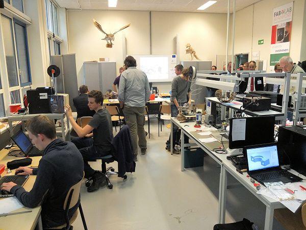 Autodesk gaat Fablabs ondersteunen met software