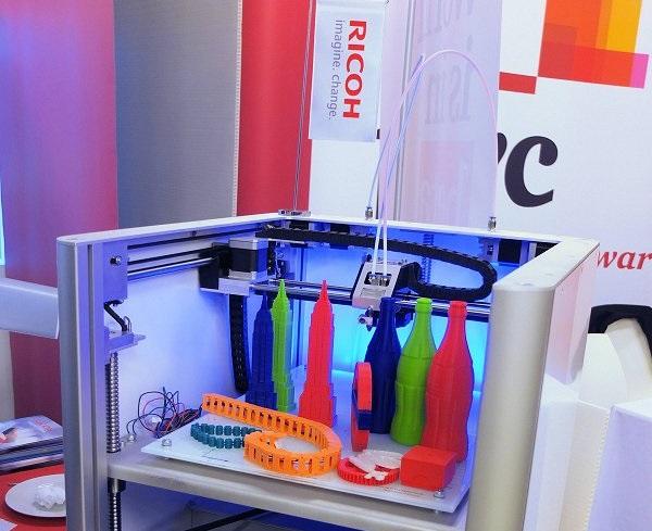 Ricoh wil Rapid Fab 3D printcentra naar Europa halen