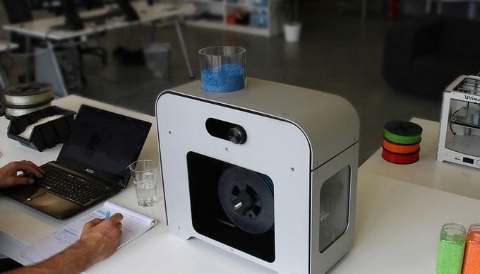 3devo ontwikkelt desktop filamentfabriek