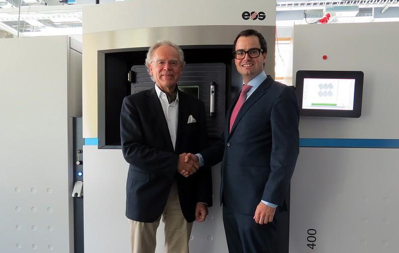 Xilloc start 3D print servicebedrijf met vier EOS 3D printers