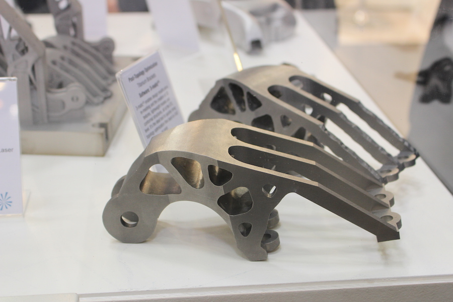Materialise start Metal 3D printing factory in Bremen