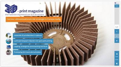 3D Print magazine september