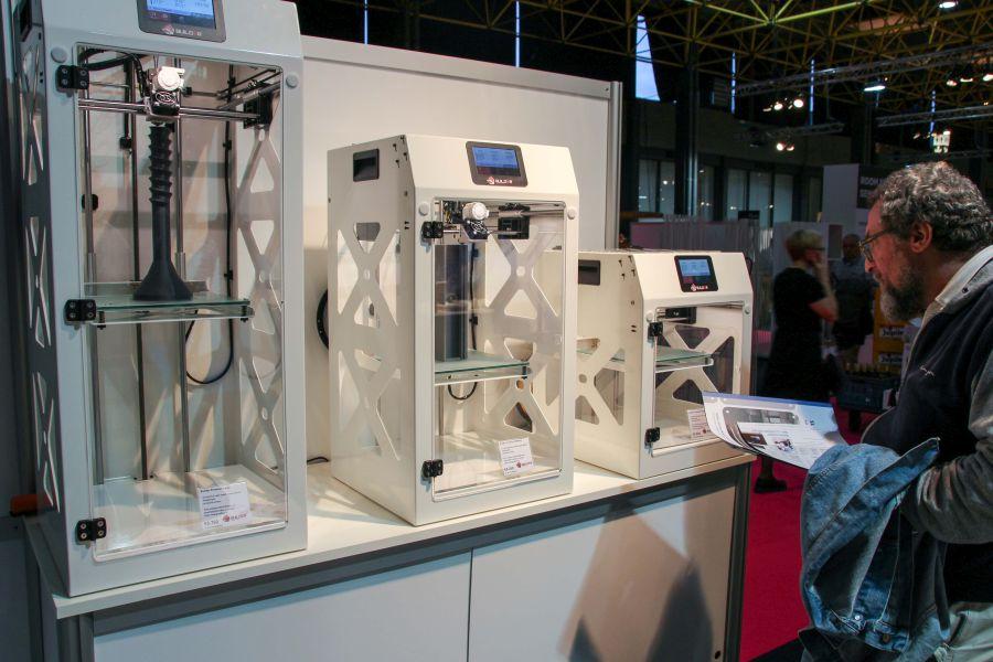 Builders 3D printers