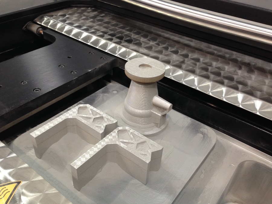 Maakindustrie gelooft in 3D printen