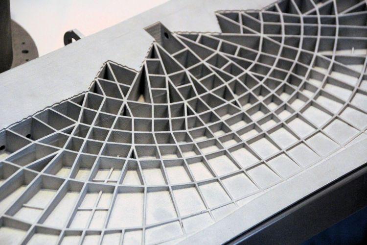 Aeroswift 3D print metaal ruim 8 keer sneller dan de huidige generatie