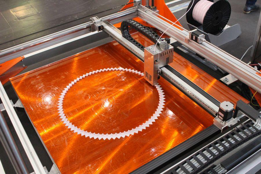 Verbeterd filament sleutel voor bredere acceptatie 3D printen