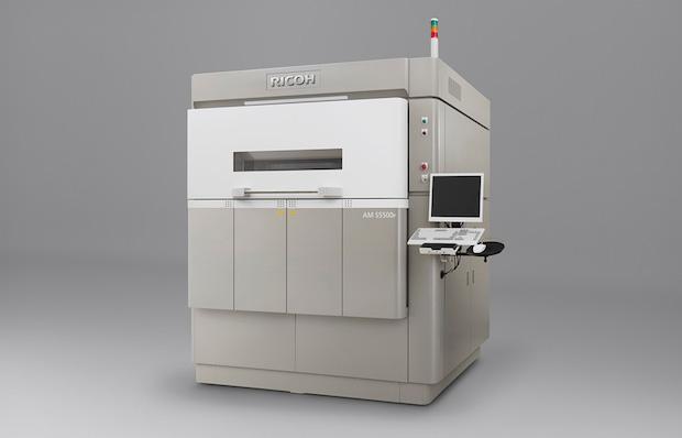 Ricoh 3d printen