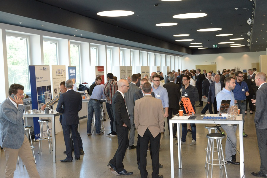 AM Expo in Luzern: 3D printbeurs over industriële toepassingen