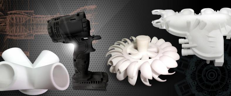 Prodways ProMaker P: nieuwe lijn SLS-printers voor high-performance 3D printen