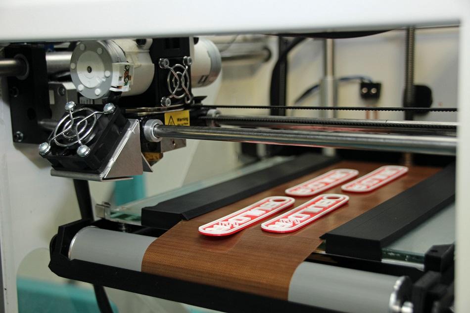 Builder 3D Printers: continu blijven printen