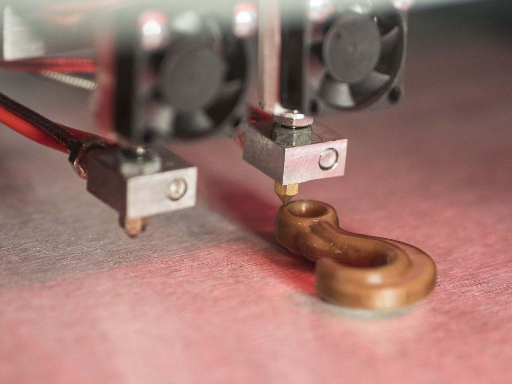 Roboze One +400 print technische kunststoffen