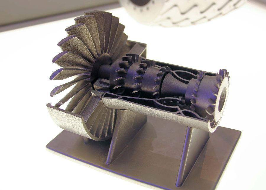 SLM Solutions en CADS: intuïtief construeren voor 3D print