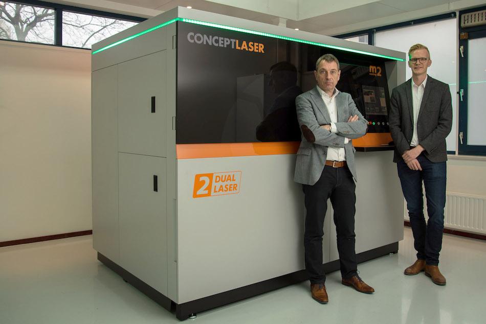 3D metaalprinten in serieproductie komt op gang