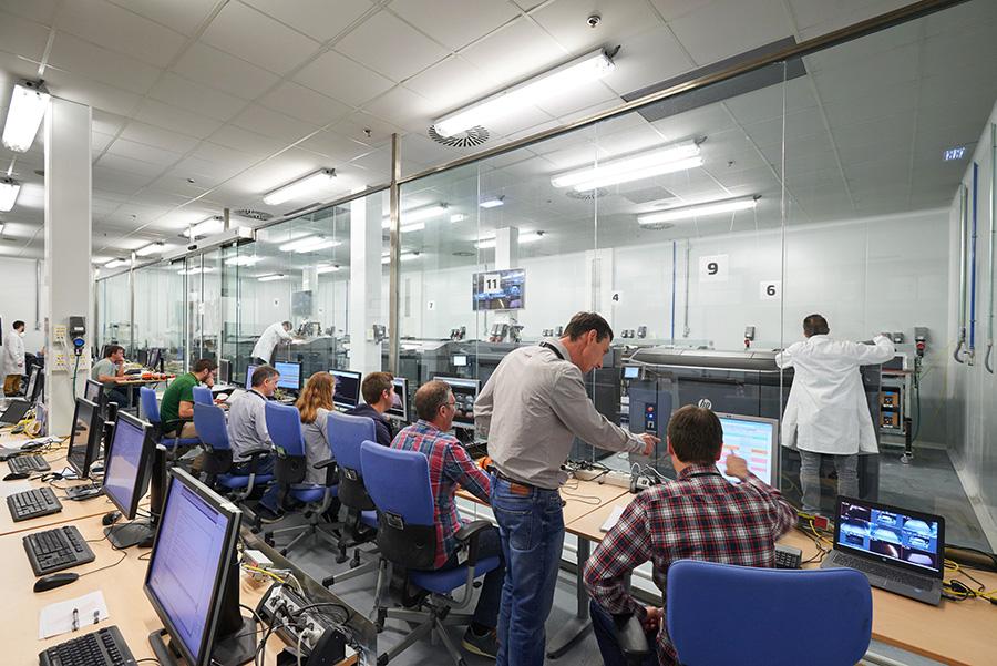 HP Jet Fusion: 10 keer sneller printen dan met FDM en SLS printers