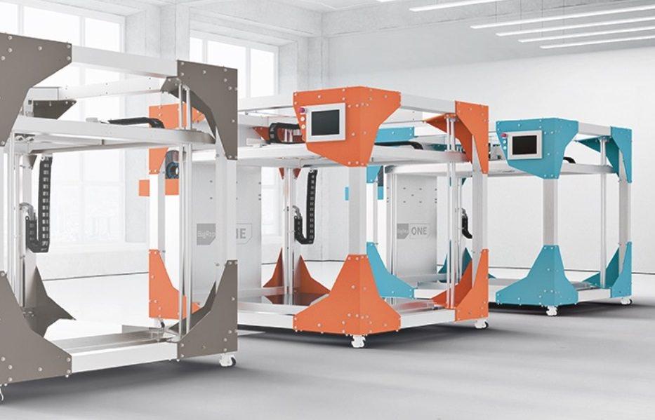 BigRep toont concept 3D printfarm op AM Europe