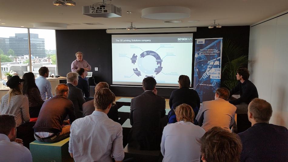 Phil Reeves (Stratasys): consumenten 3D print markt bestaat niet