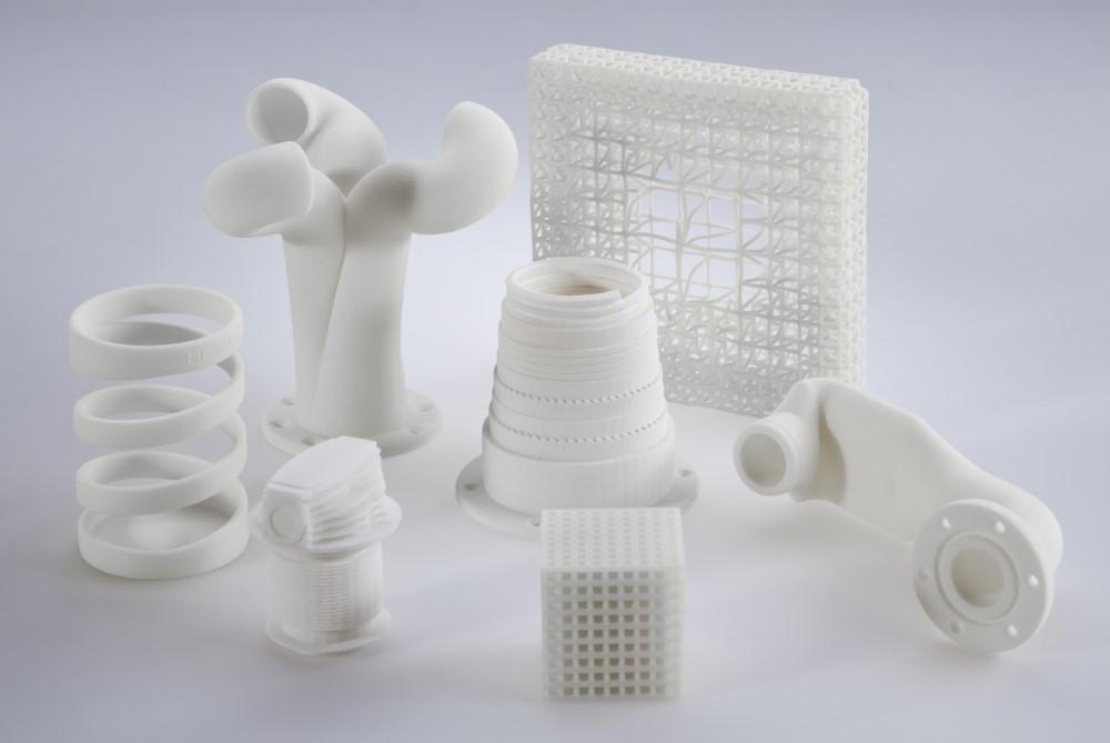Evonik 3D print stapt in Open Platform programma van HP