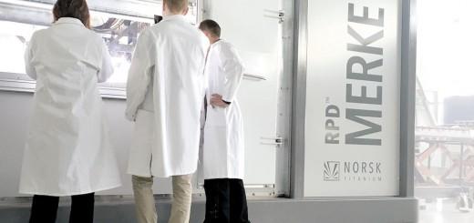 Merke IV Rapid Plasma Deposition