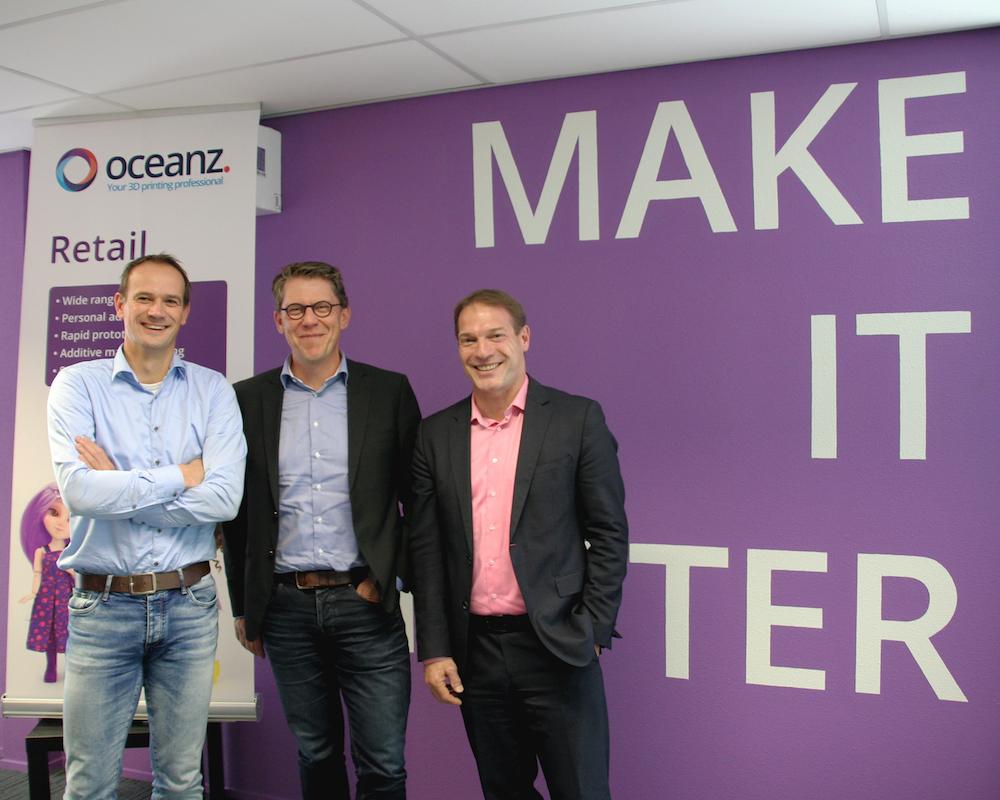 Fablab Ede vindt onderdak bij Oceanz; meer jongeren interesseren voor 3D printen