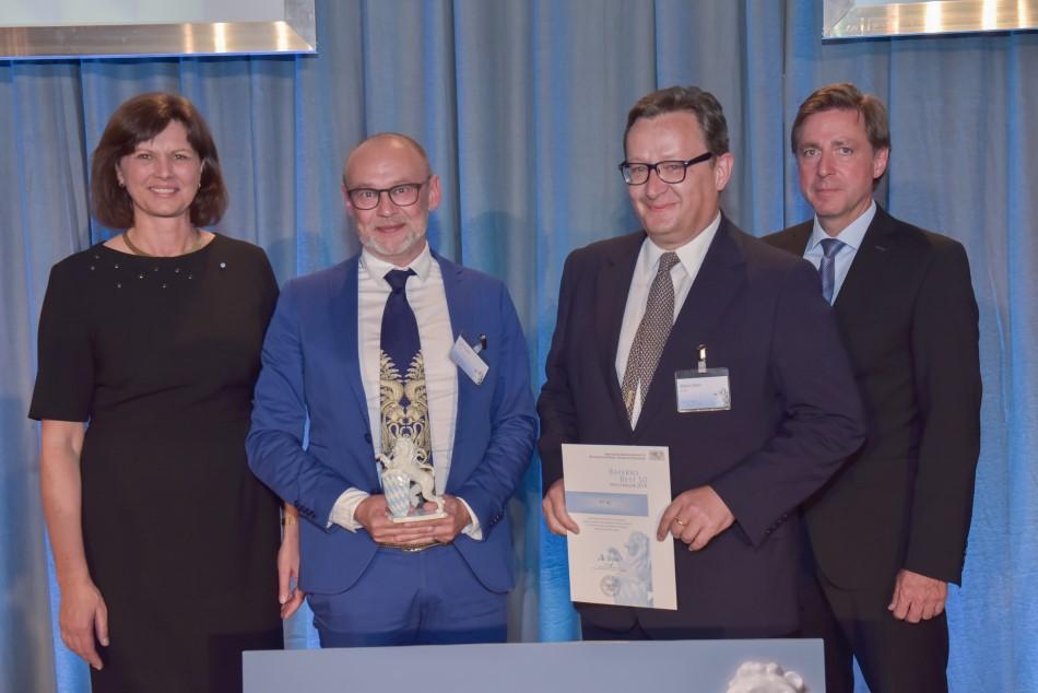 3D printpionier FIT onderscheiden met Bayerns Best 50 award