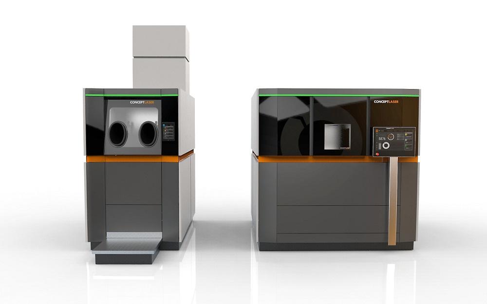 Orderintake Concept Laser groeit sterker dan gepland: 88%
