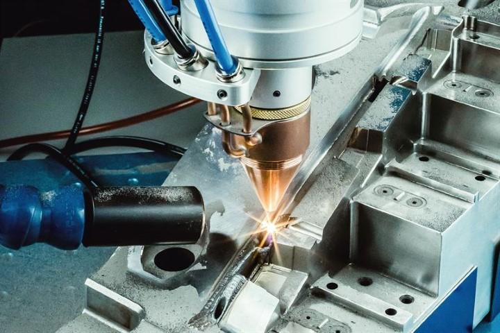 OR Laser: lasercladden met draad én poeder via één nozzle