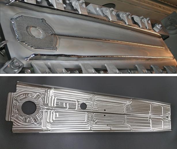Airbus neemt Sciaky EBAM 110 3D metaalprinter in gebruik