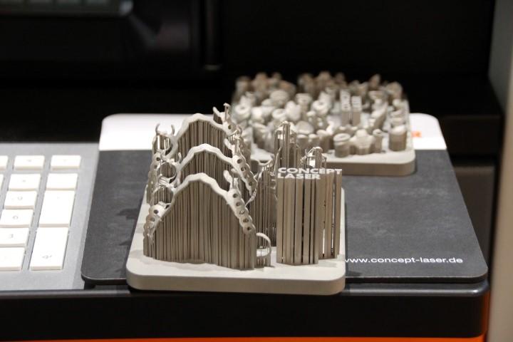 HP en Concept Laser sterke 3D printtroeven van Landré
