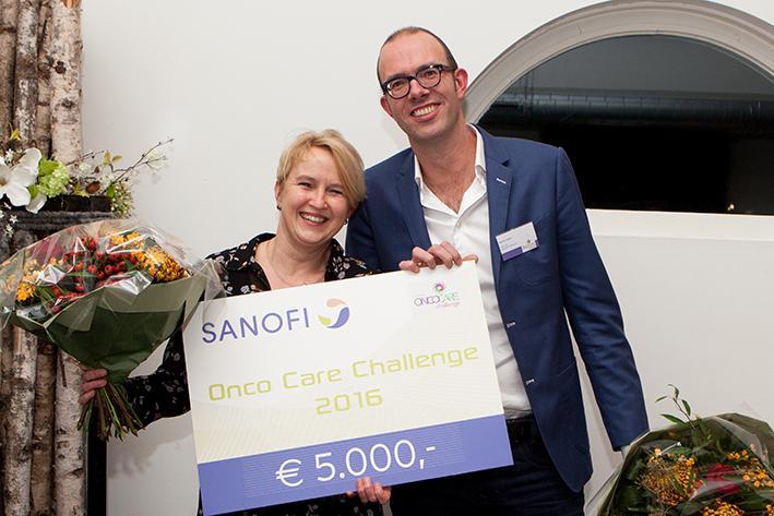 Deventer Ziekenhuis wint met 3D Printlab Onco Care Challenge 2016