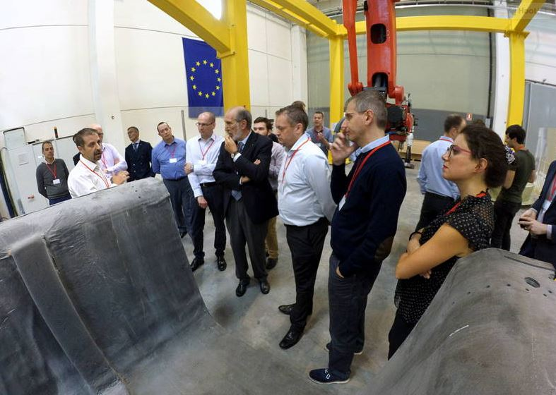 Consortium bouwt 20 meter lange hybride 3D printer freesmachine