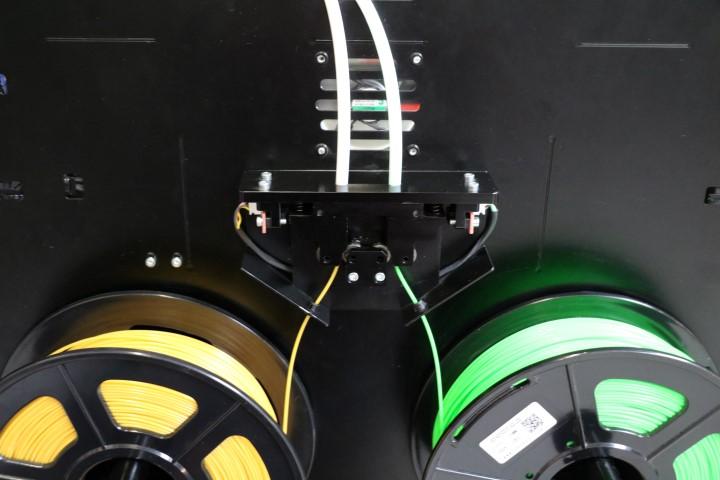 Draaddetectie module voor de dddrop 3D printer