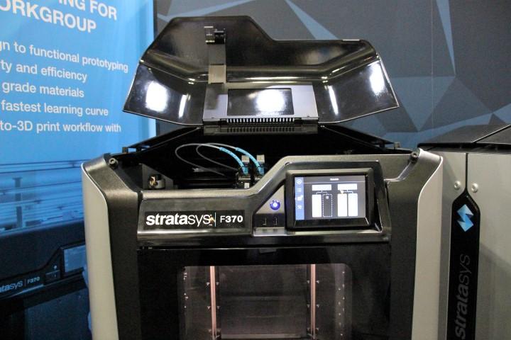 Stratasys krijgt meer dan 1.000 orders voor F123 serie
