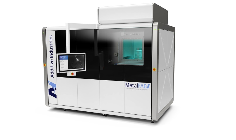 Kleinere Metalfab1 Tool is méér dan instap metaalprinter