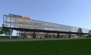 GE 3D-Campus