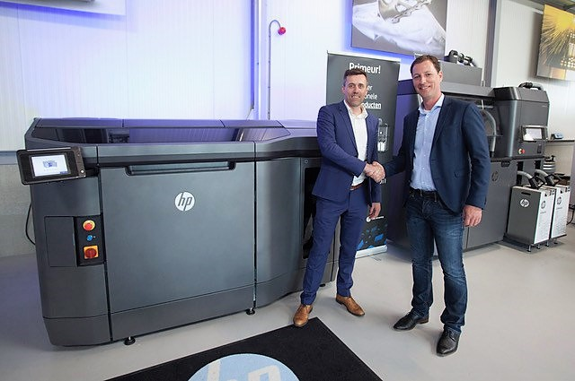 3iD heeft wereldprimeur: eerste 'commerciële' 3D printer van HP