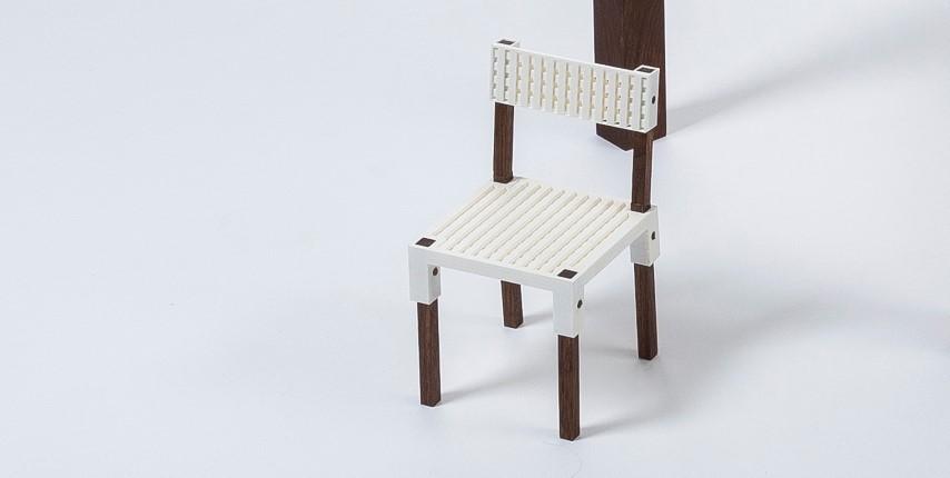 Cibap student combineert 3D printen met ambacht meubelmaken