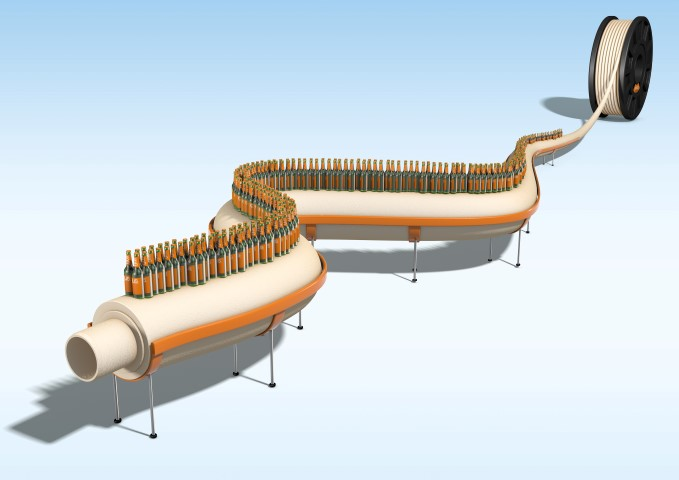 Igus iglidur I150 filament goedgekeurd voor food toepassingen