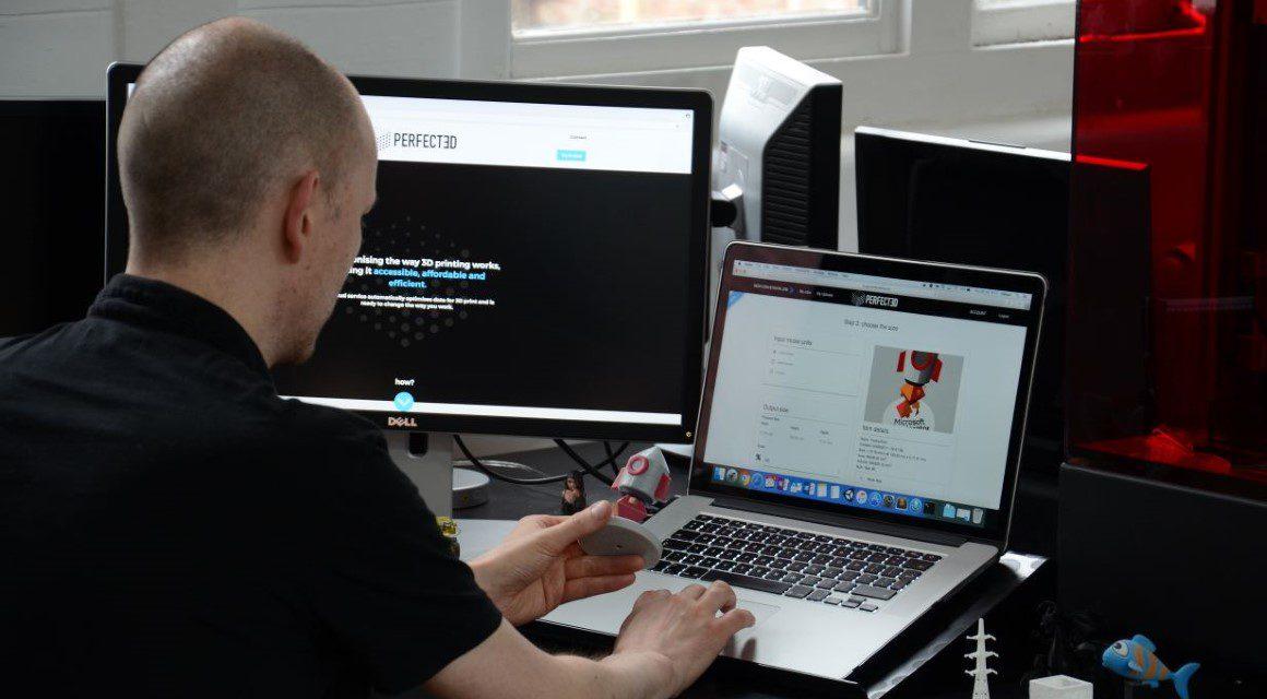 Perfected3D maakt elk 3D model printbaar