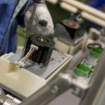 Ricoh 3D print assemblagetools voor productielijn