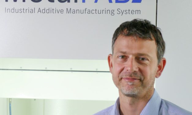 Mark Beard versterkt team Additive Industries