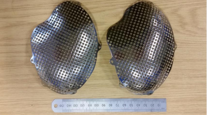 Renishaw en Rösler: 80% tijdbesparing post processing AM implantaten