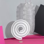 3D geprint Colback in In4nite paviljoen op Dutch Design Week