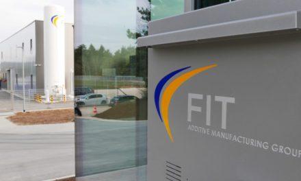 FIT koopt 5 grote EOS M 400-4 metaalprinters